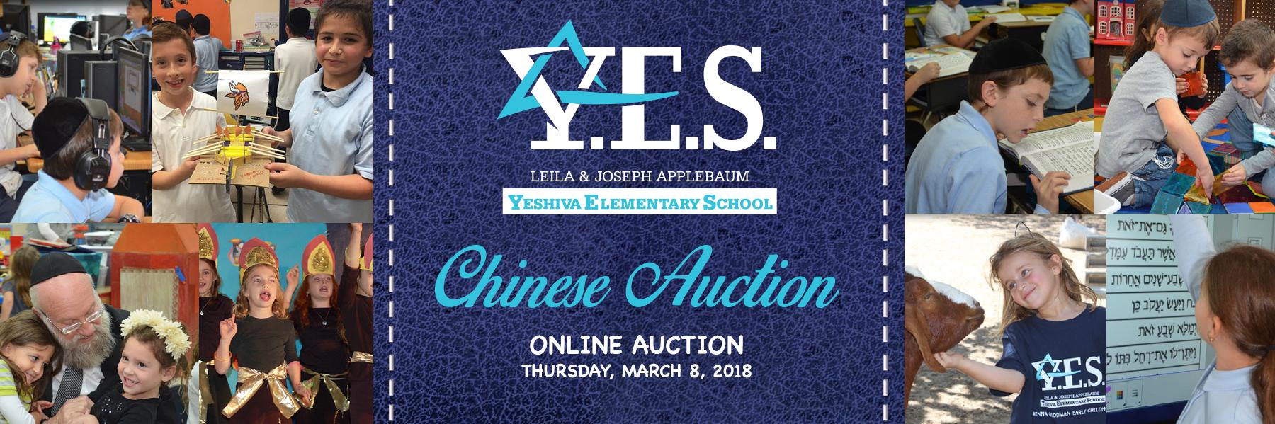 Yeshiva Elementary School :: Rayze It Donation Form by Duvys